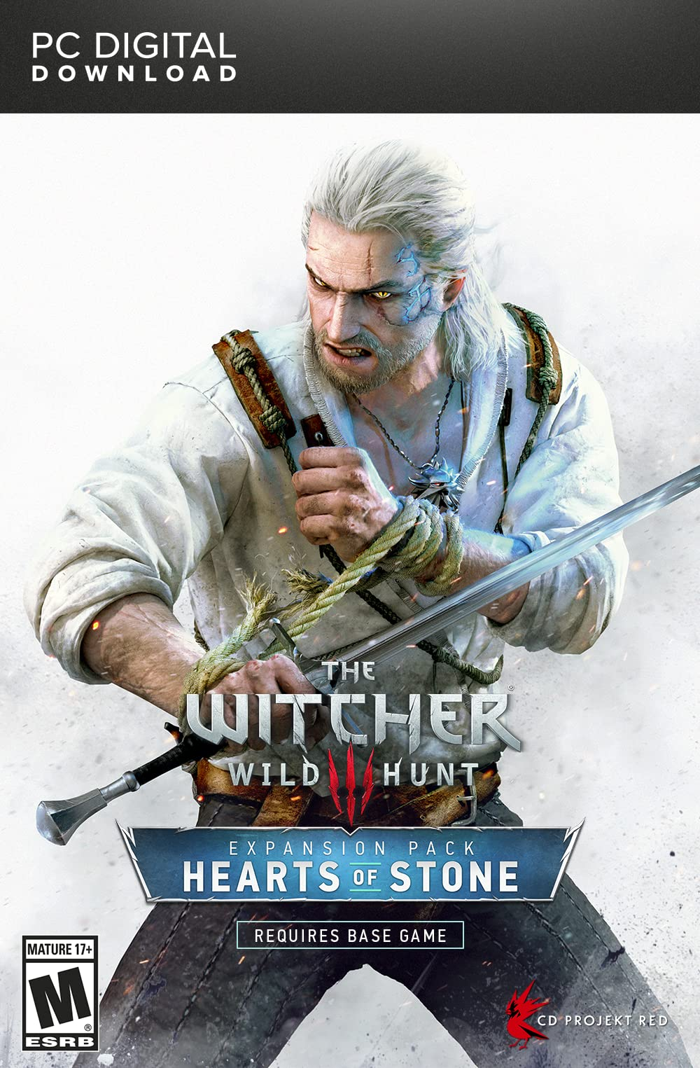 The Witcher 3: Wild Hunt - Hearts of Stone [Online Game Code ...