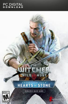 The Witcher 3: Wild Hunt - Hearts of Stone [PC Code]: Amazon