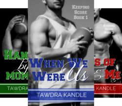 Keeping Score (3 Book Series) by  Tawdra Kandle