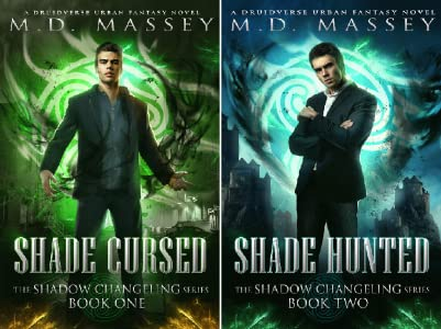 The Shadow Changeling Series