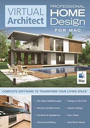 Virtual Architect Home Design For Mac Professional [Download]