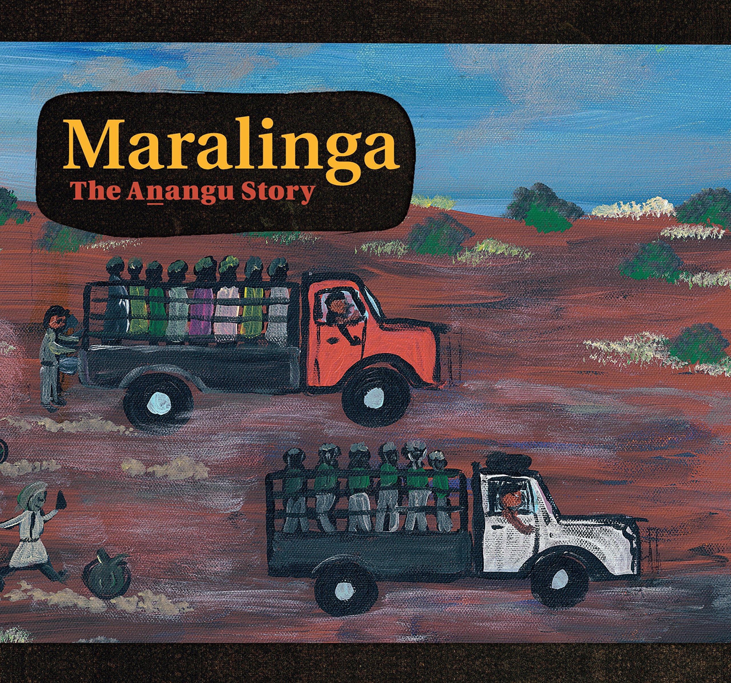 Read Online Maralinga: The Anangu Story PDF