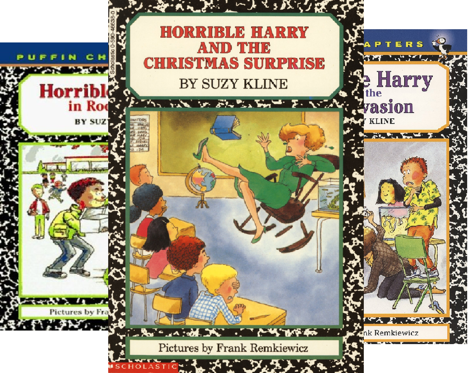 Horrible Harry (26 Book Series)