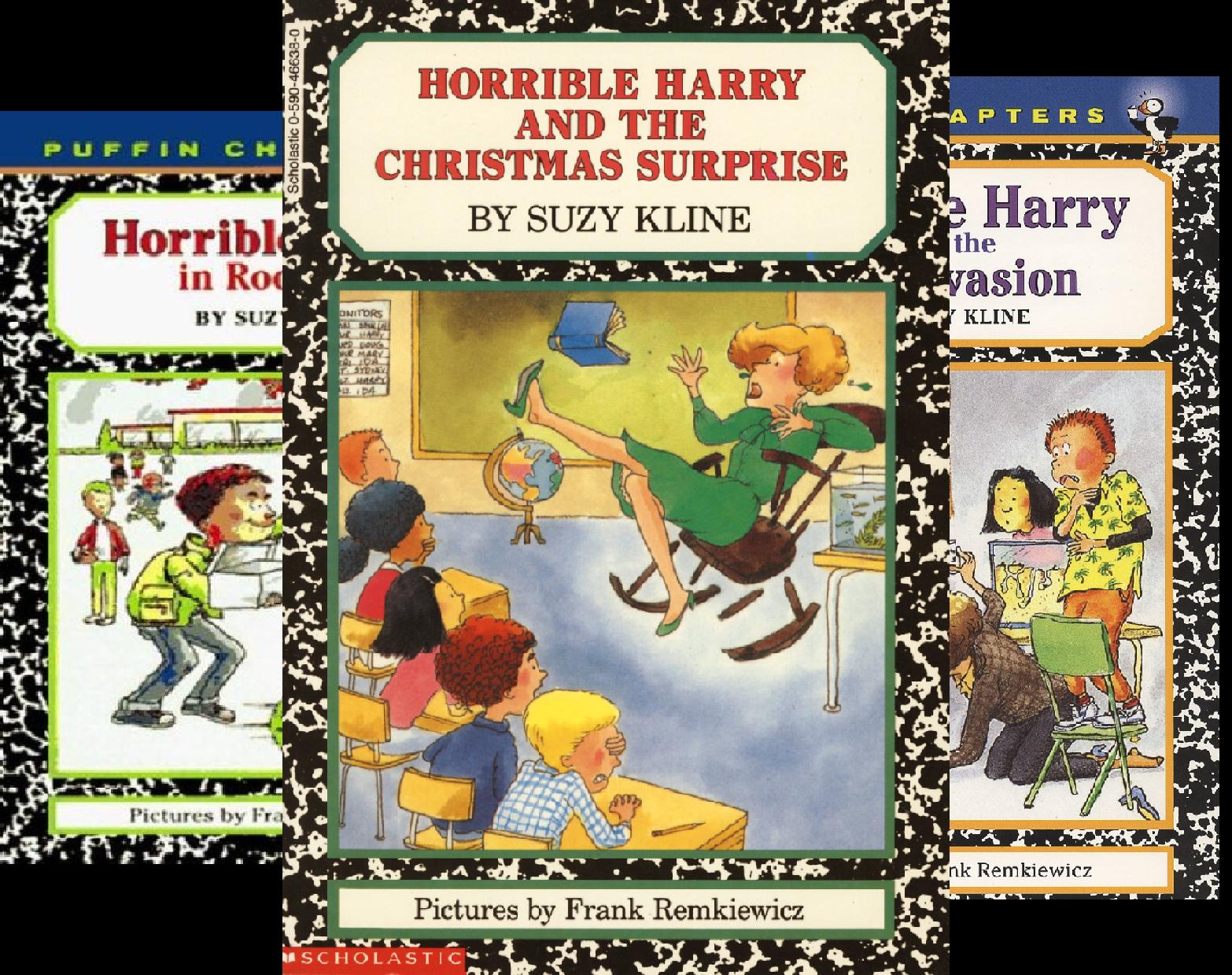 Horrible Harry (26 Book Series) -