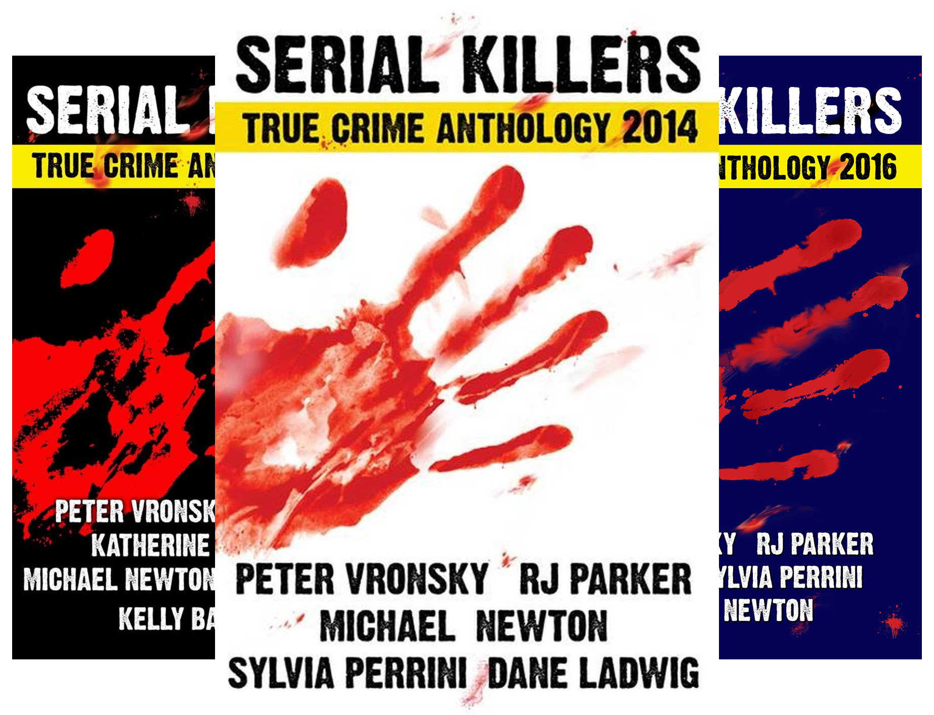 Annual Serial Killers Anthology