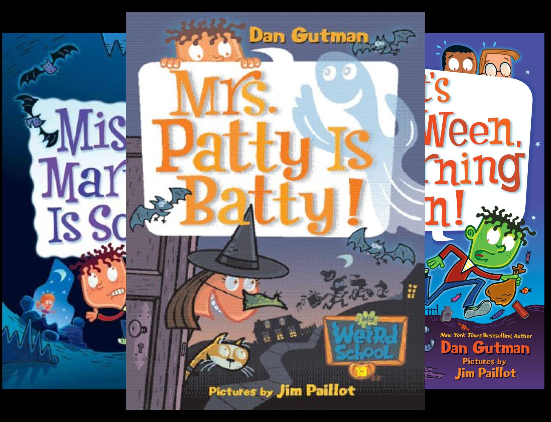 My Weird School Halloween 3-Book Box Set (3 Book ()