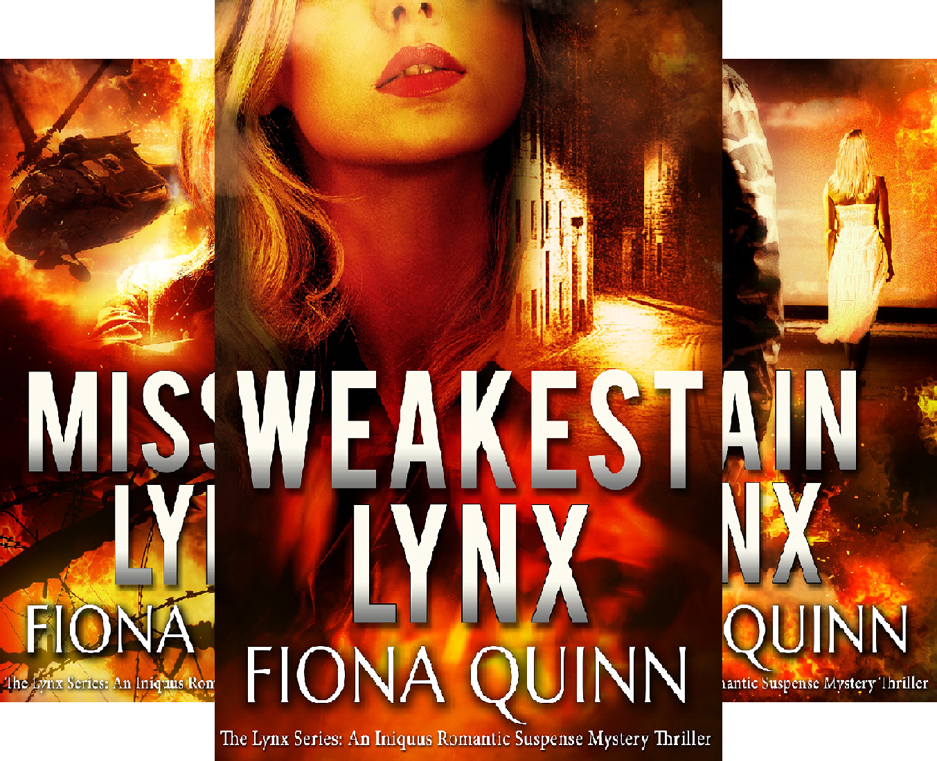 Top 1 best fiona quinn lynx series: Which is the best one in 2019?