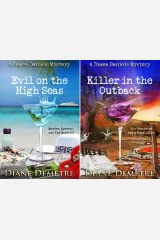 A Diana Daniels Mystery (2 Book Series) Kindle Edition