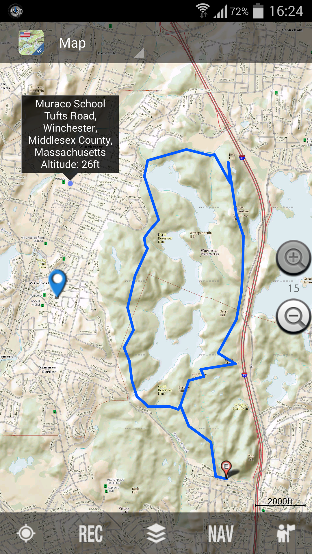 Topo Maps Plus For Android