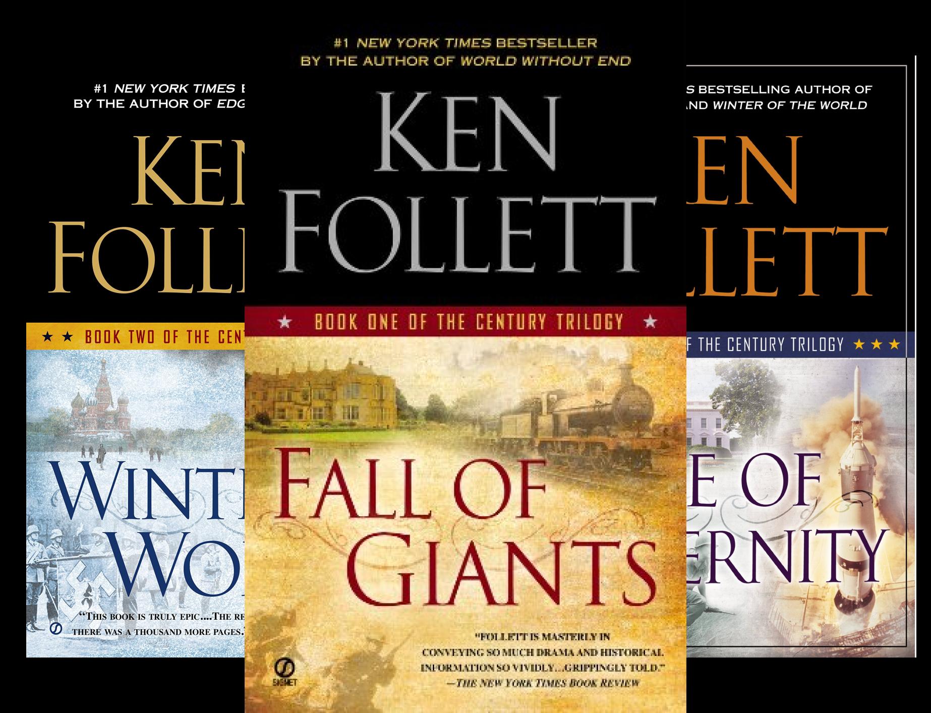 The Century Trilogy (3 Book Series) (Ken Follett Winter Of The World Ebook)