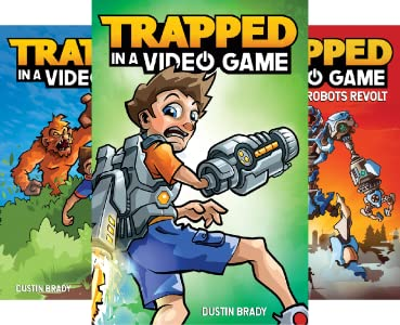 Trapped in a Video Game (Book 1) - Kindle edition by Dustin ...