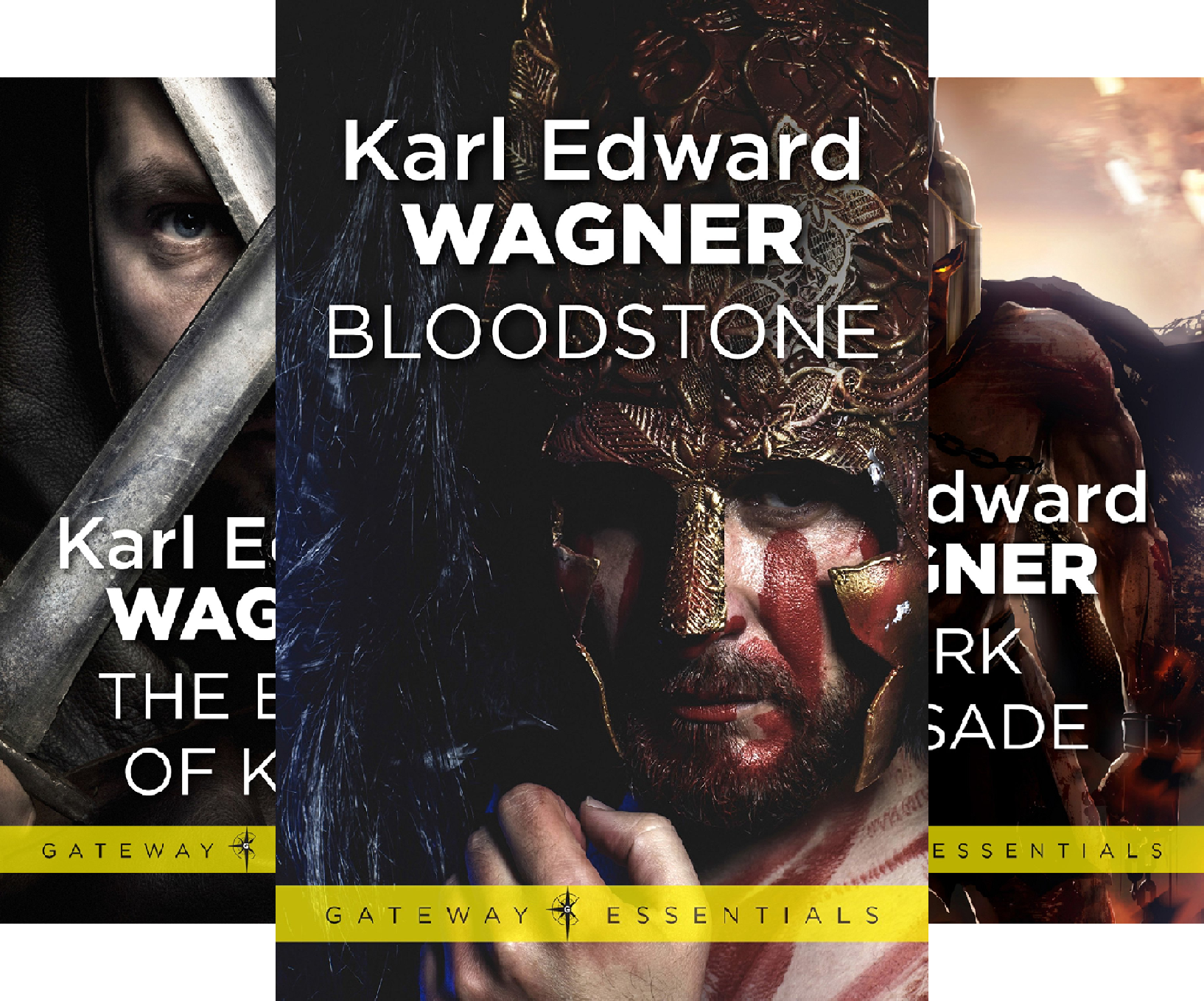 Kane (5 Book Series) (Gods In Darkness The Complete Novels Of Kane)