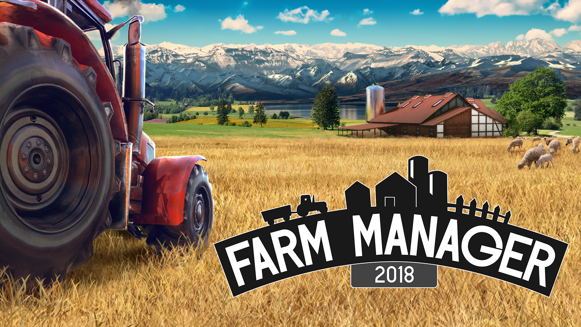 Farm Manager 2018 [Online Game Code]