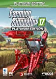 tractor trailer pc games - Farming Simulator 17 - Platinum Edition PC/MAC [Online Game Code]