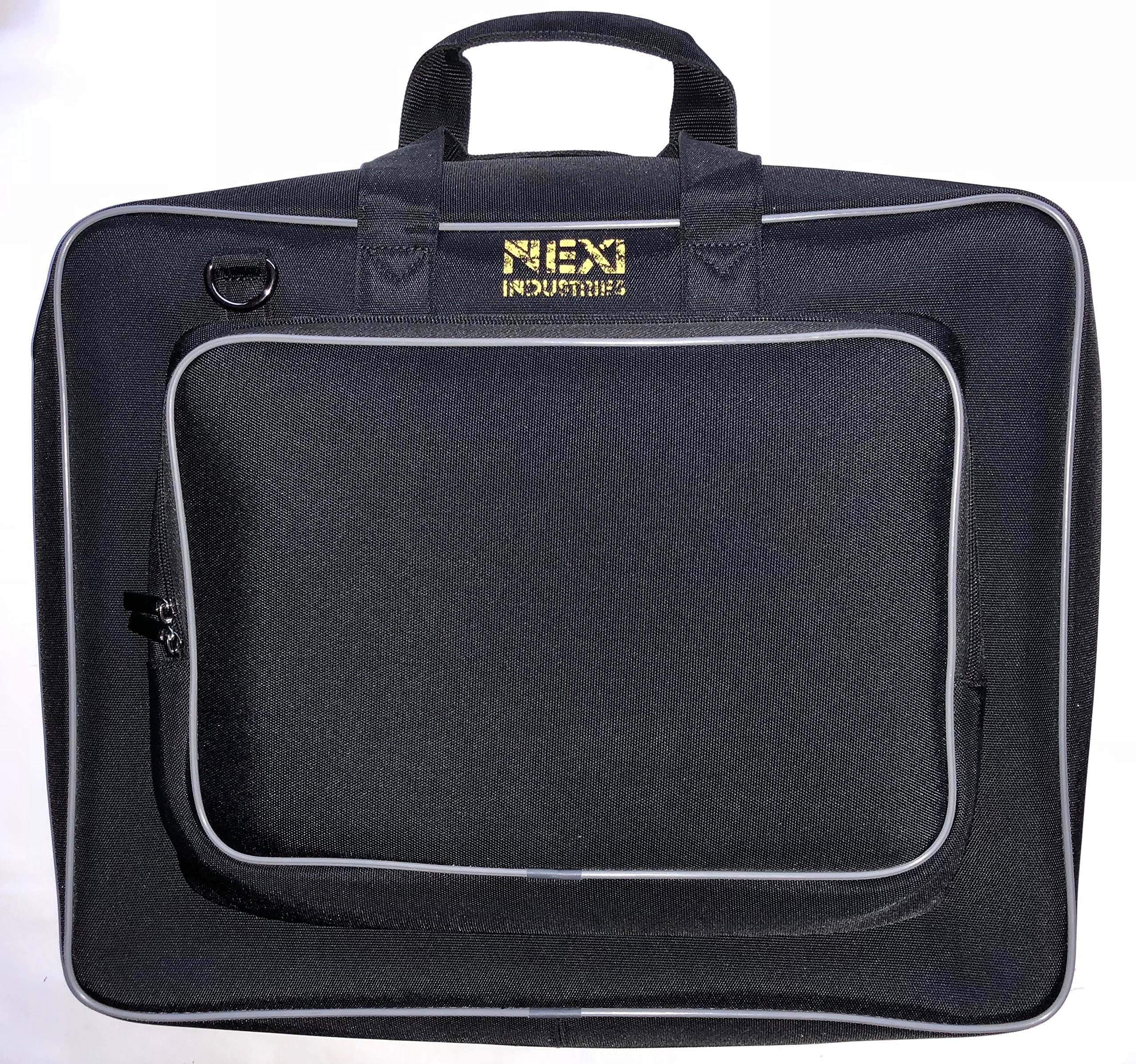 NEXI Urban Soft Case for 8-Slot Pedal Board (NXI-SCS08-01)