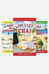 Seaside Café Mysteries (4 Book Series) Kindle Edition