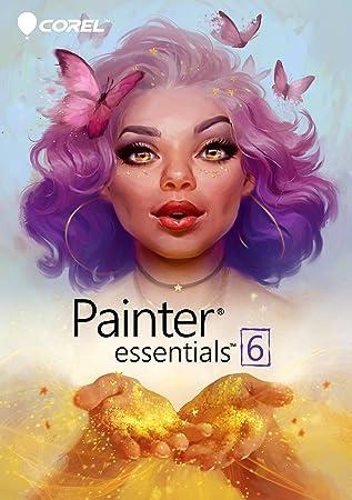 Corel Painter Essentials 6 Digital Art Suite [PC Download]