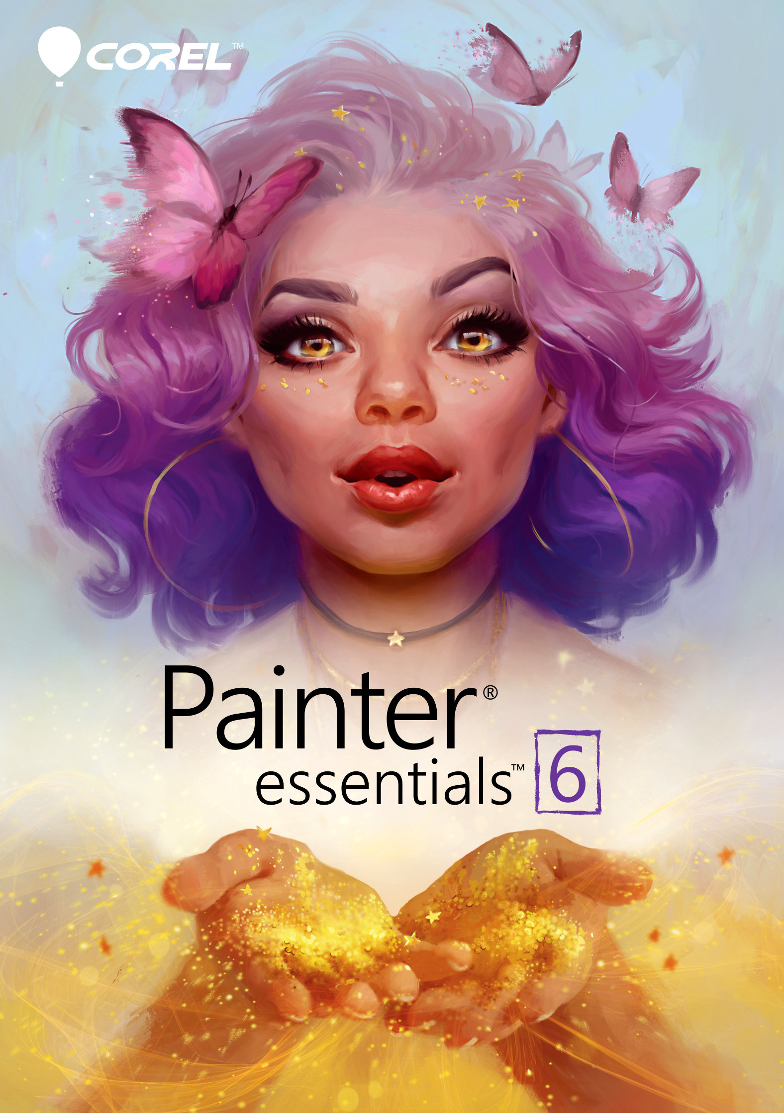 Corel Painter Essentials 6 Digital Art Suite [Mac - Manga Program