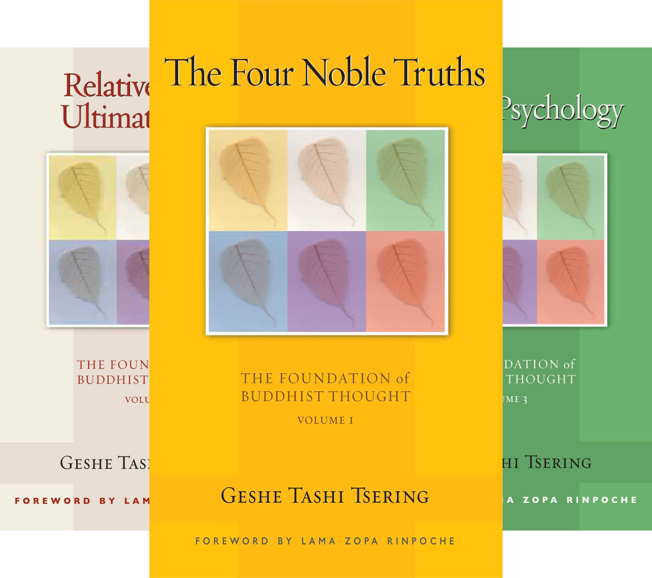 The Foundation of Buddhist Thought (6 Book Series)