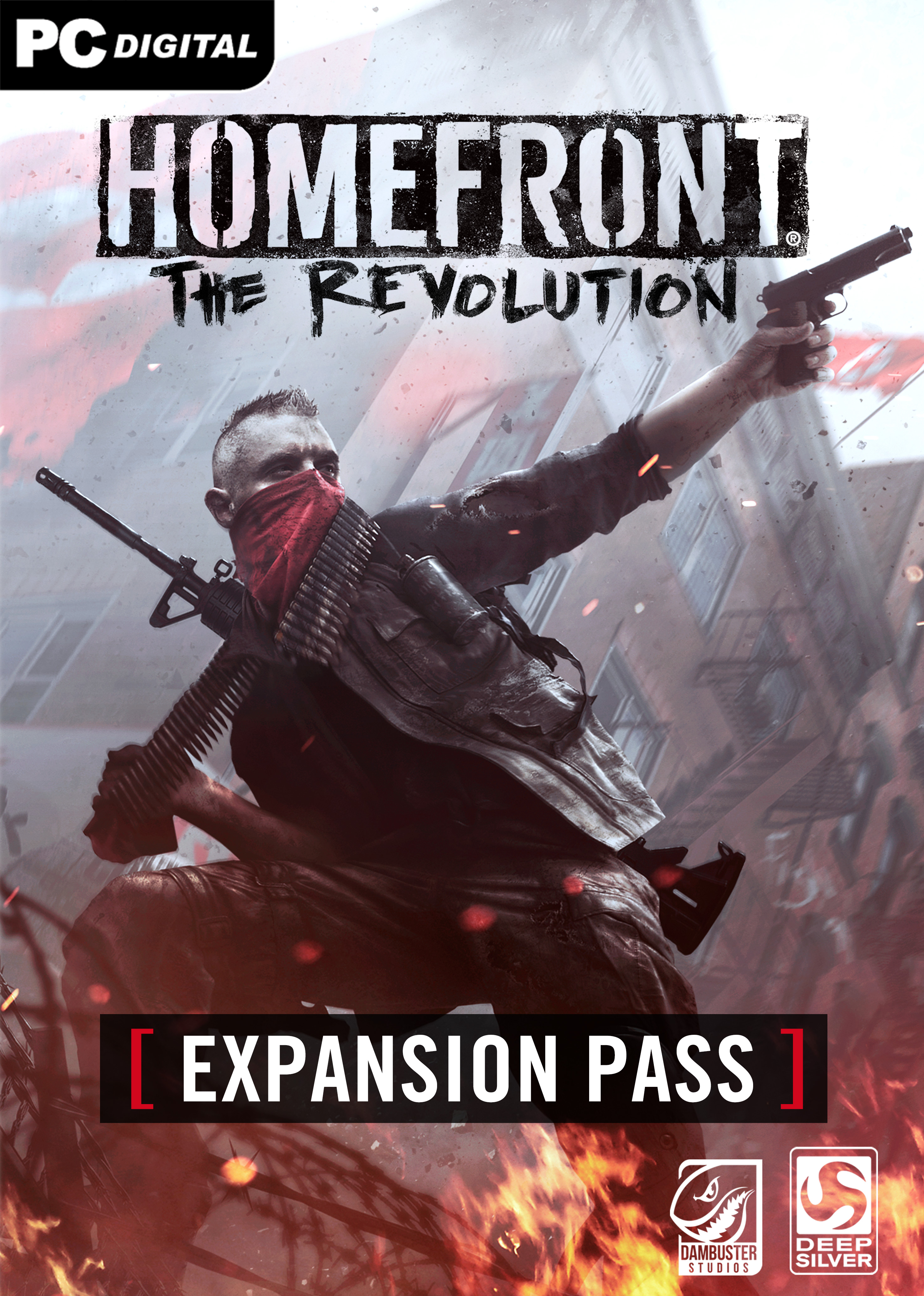 Homefront: The Revolution - Expansion Pass [Online Game Code]