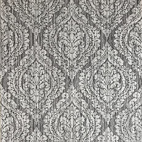 Slavyanski Vinyl Wallpaper Gray Silver Rustic Coverings Textured Old Vintage Retro Diamond Pattern Double Roll Wallcovering