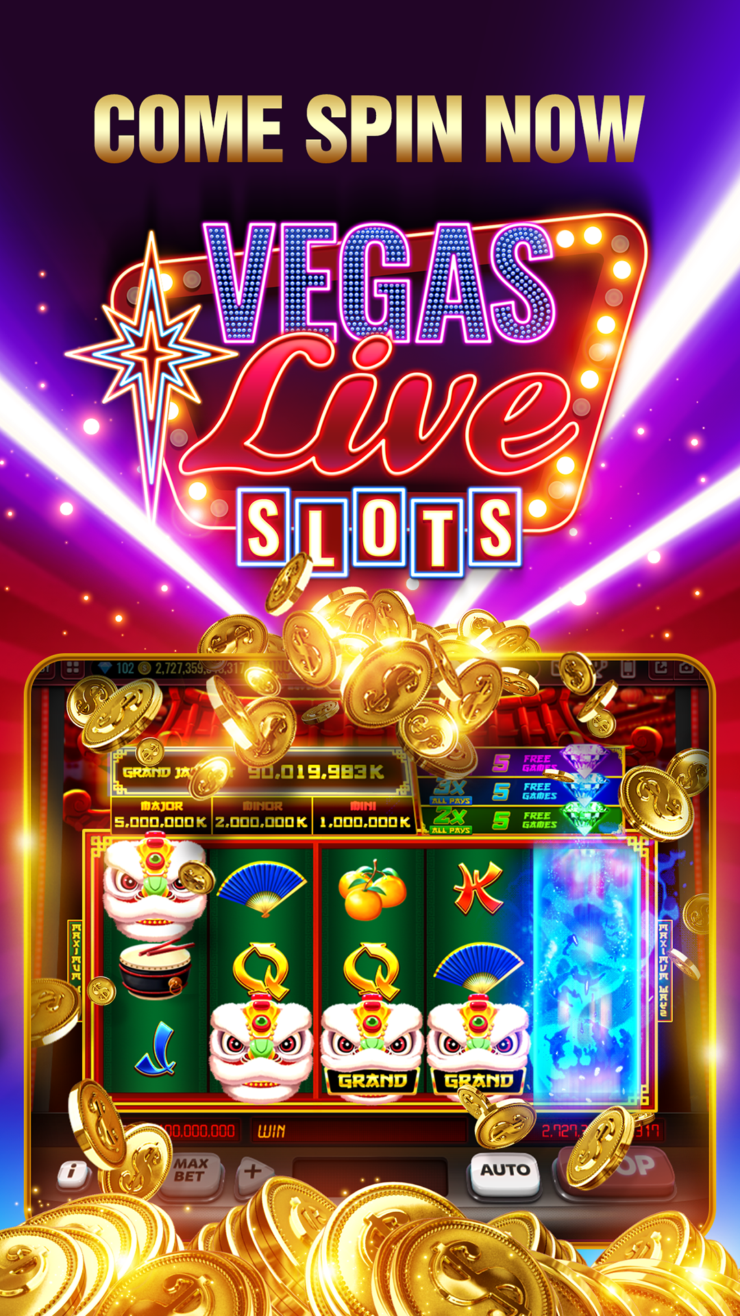 Free Casino Slot Games.Com