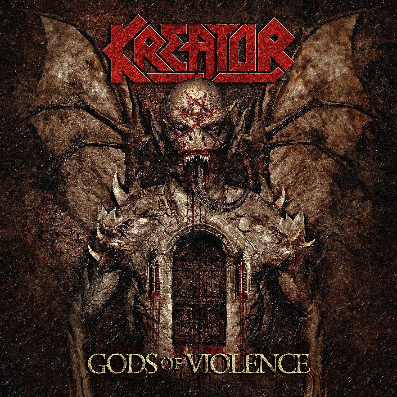 Vinilo : Kreator - Gods Of Violence (Black, 2 Disc)