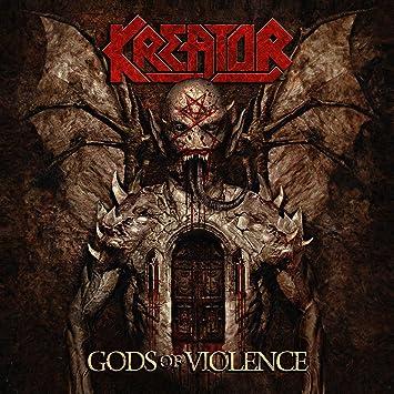 amazon gods of violence kreator ヘヴィーメタル 音楽