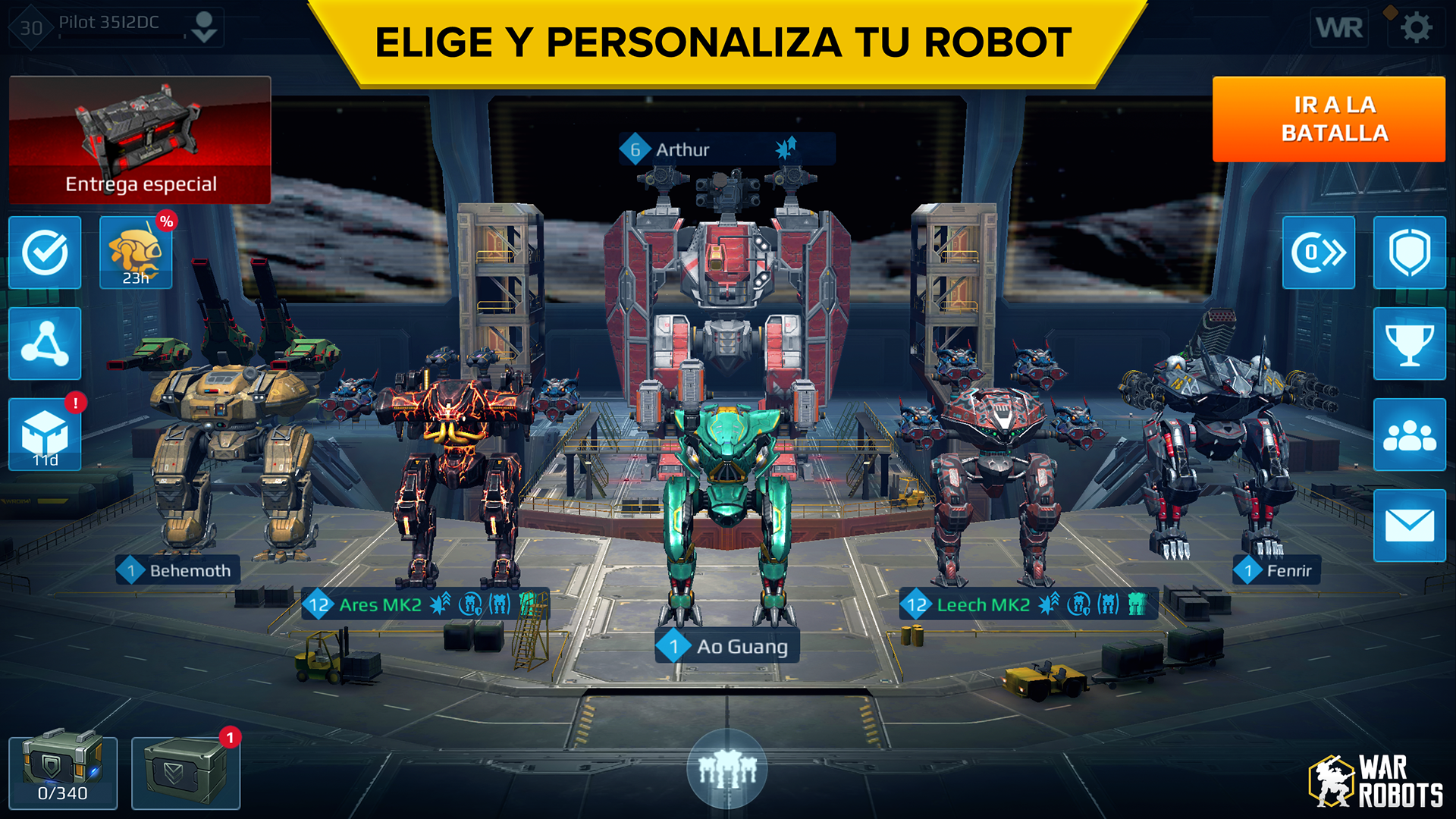 War Robots: Amazon.es: Amazon.es