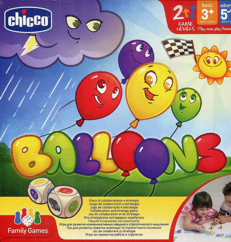 Chicco 00009169000000 Juego De Mesa: Amazon.es: Juguetes y juegos