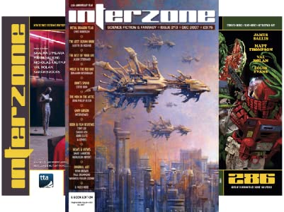 Interzone Science Fiction and Fantasy Magazine