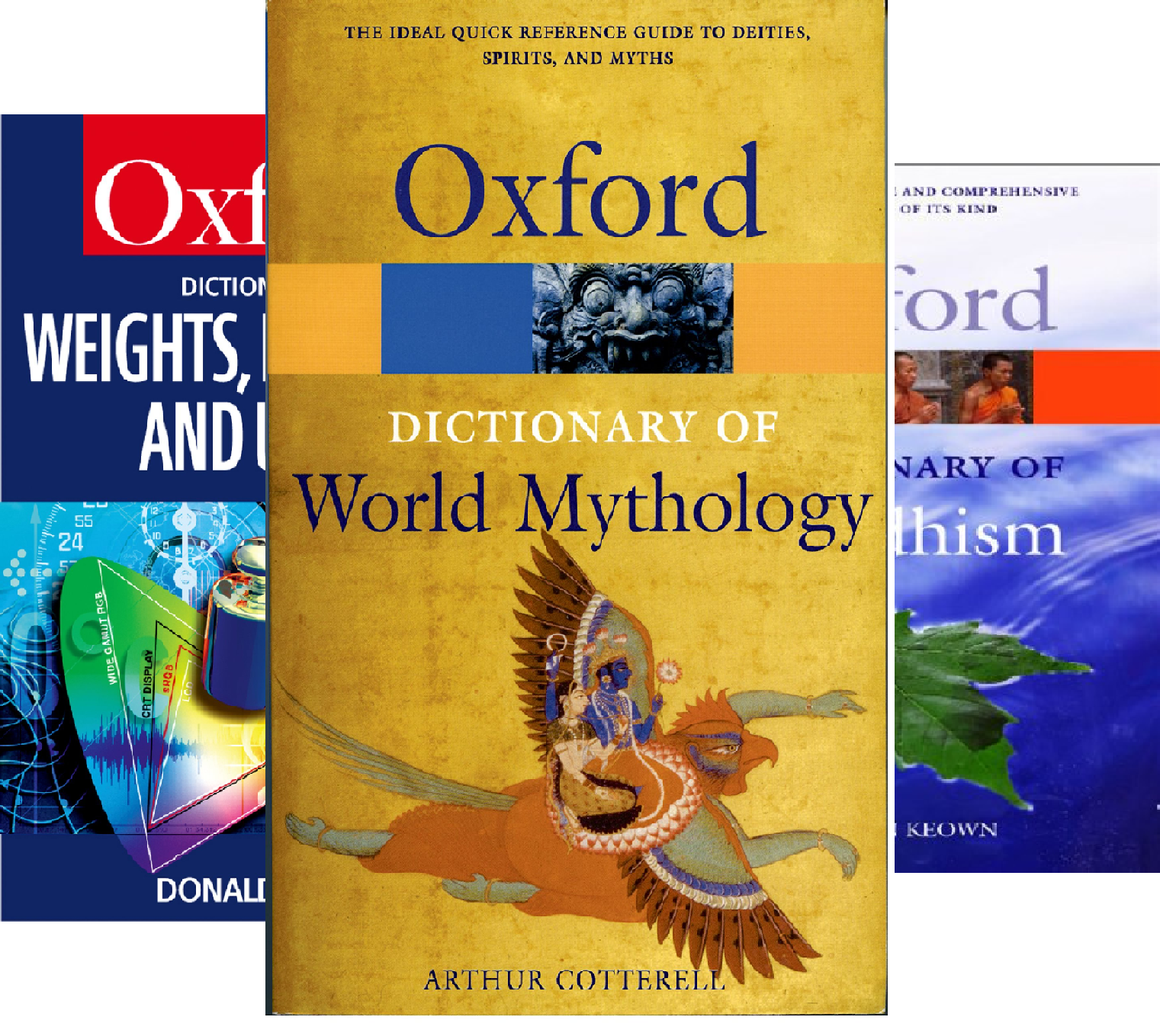 Oxford Quick Reference