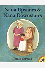 Nana Upstairs and Nana Downstairs (Picture Puffin Books) Kindle Edition