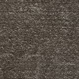 Rivet Shaggy Short Rug, 5' x 8', Charcoal