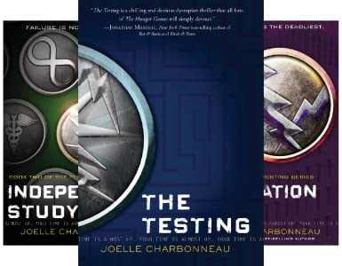 The Testing Trilogy (3 book series) Kindle Edition