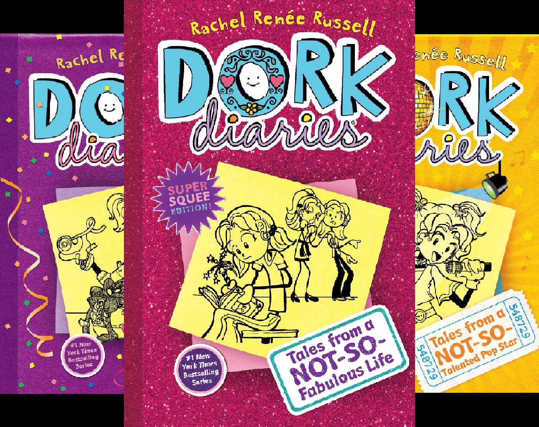 Dork Diaries Box Set (Books 1-6): Dork Diaries; Dork Diaries 2; Dork Diaries 3; Dork Diaries 4; Dork Diaries 5; Dork Diaries 6 for $<!--$59.94-->