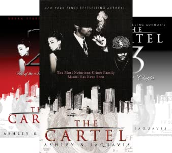 The Cartel (7 book series) Kindle Edition