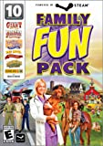 john deere software - Steam Family Fun Pack - 10 Complete Games in All [Online Game Code]