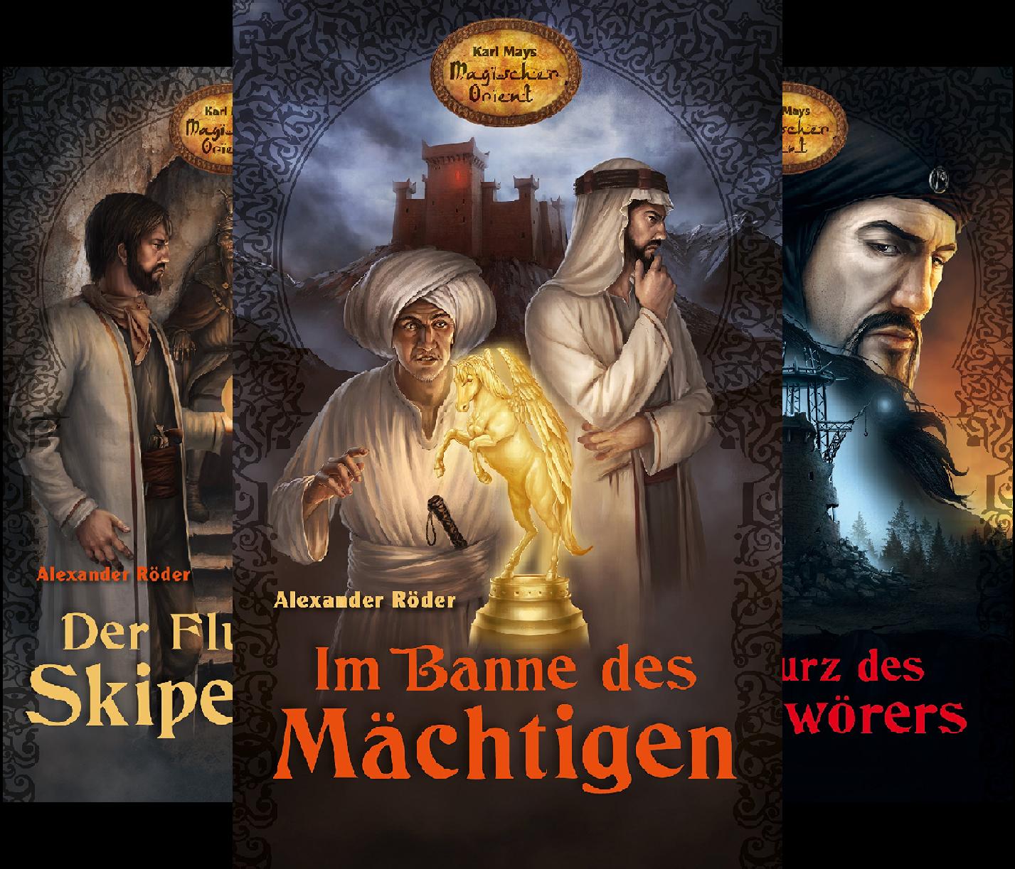 Karl Mays Magischer Orient (Reihe in 7 Bänden)