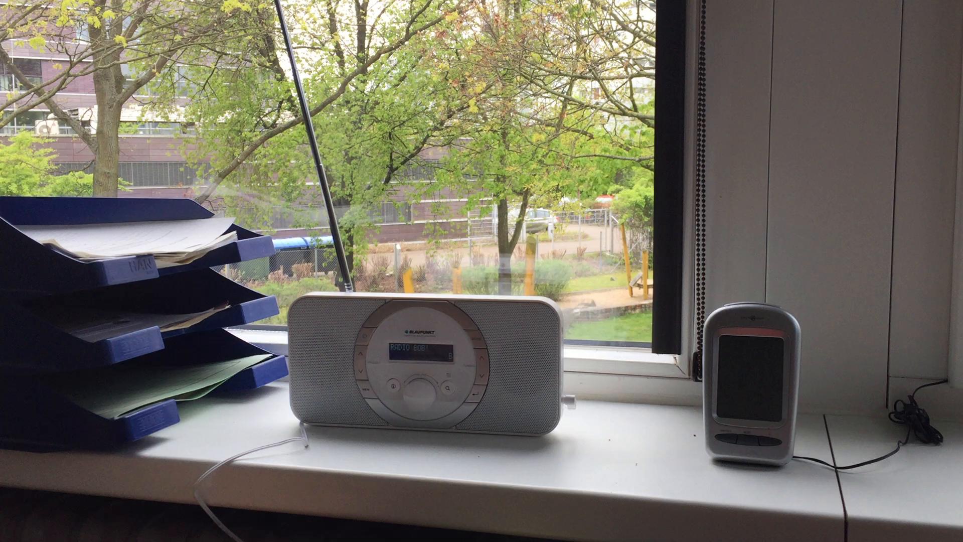 Blaupunkt RXD 120 Küchen und Bad Radio mit PLL UKW Radio