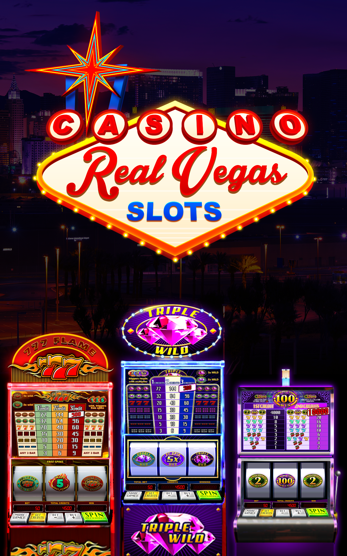 Vegas Slots Machines