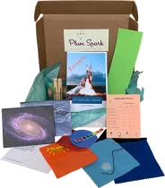 Educational Discovery Subscription Box for Kids: AGES 4-9 YEARS