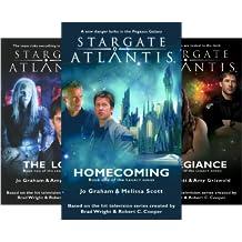 Stargate Atlantis: Legacy Series (8 Book Series)