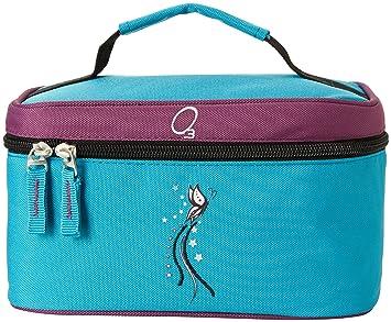 Obersee Kids Trousse de toilette Sac et accessoire Train Sac Papillon (Turquoise) 2U31l