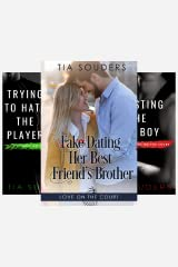 Love on the Court (3 Book Series) Kindle Edition