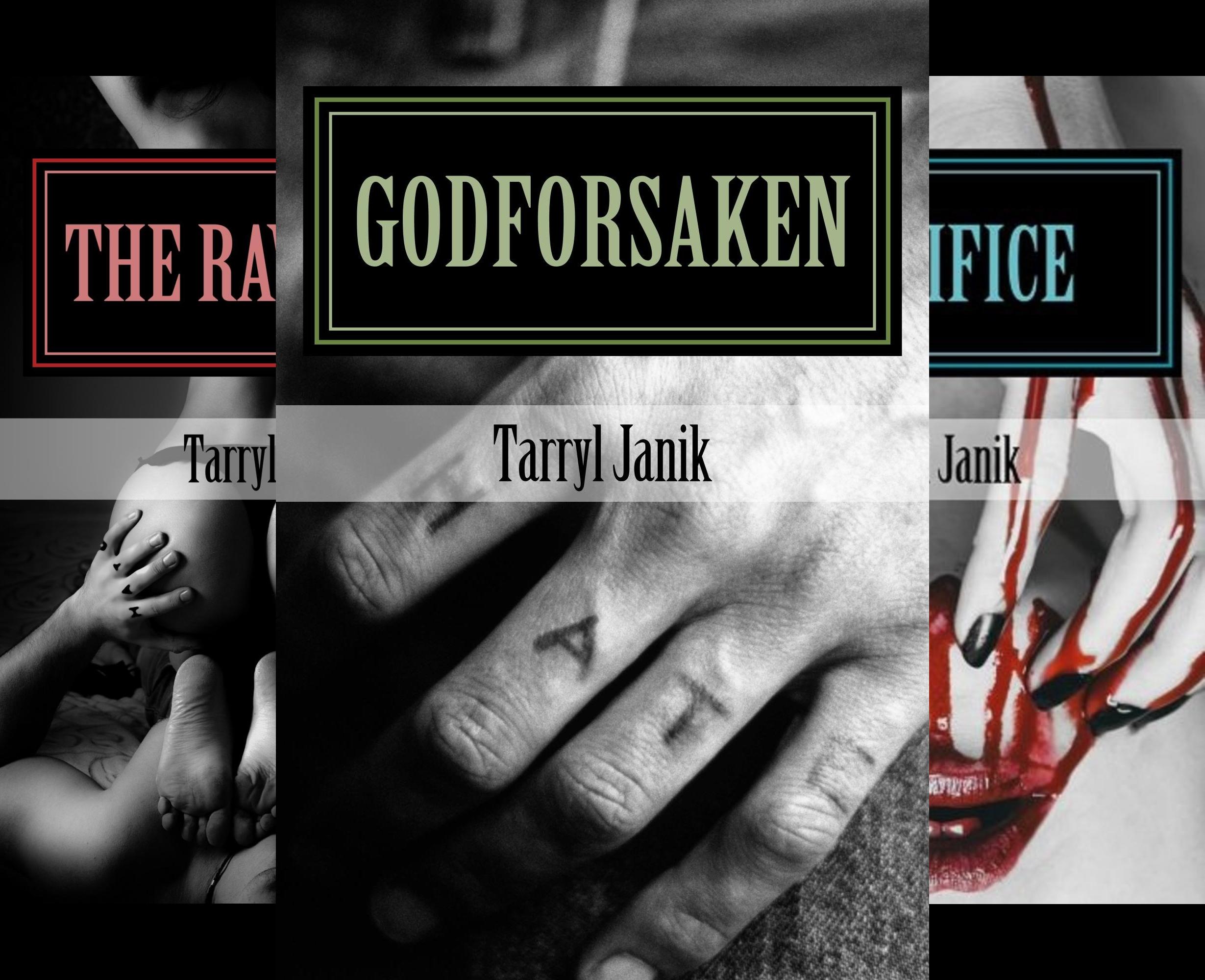 Godforsaken (3 Book Series)