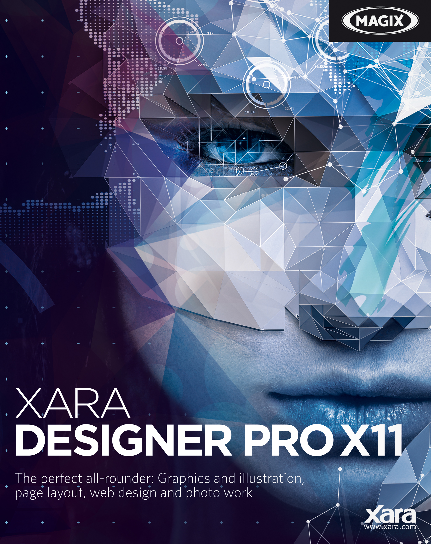 Xara Designer Pro X11 [Download] by MAGIX