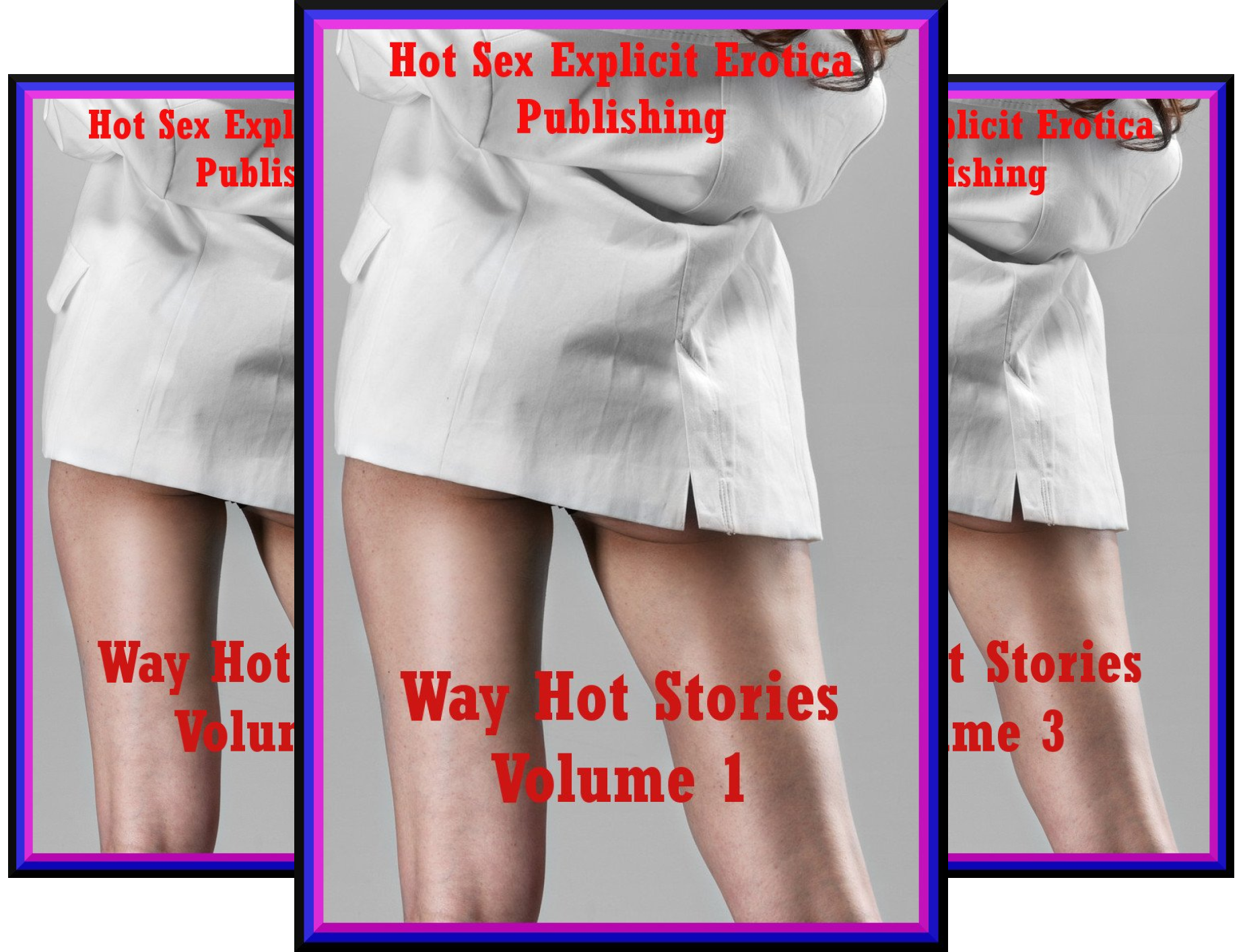 Way Hot Stories (4 Book Series)