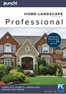 Amazon.com: Punch! Home & Landscape Design Premium v19 - Home ...