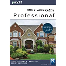 Punch! Home & Landscape Design Professional v19 for Windows PC [Download]